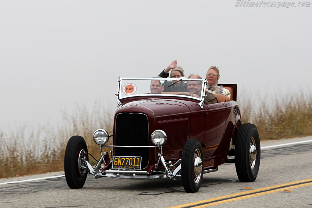 Ford Walker Morrison Roadster    - 2007 Pebble Beach Concours d'Elegance