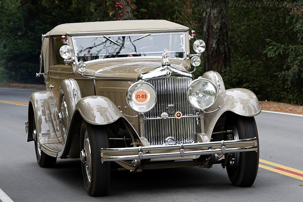 Minerva AL Van Den Plas Cabriolet - Chassis: 80139   - 2007 Pebble Beach Concours d'Elegance