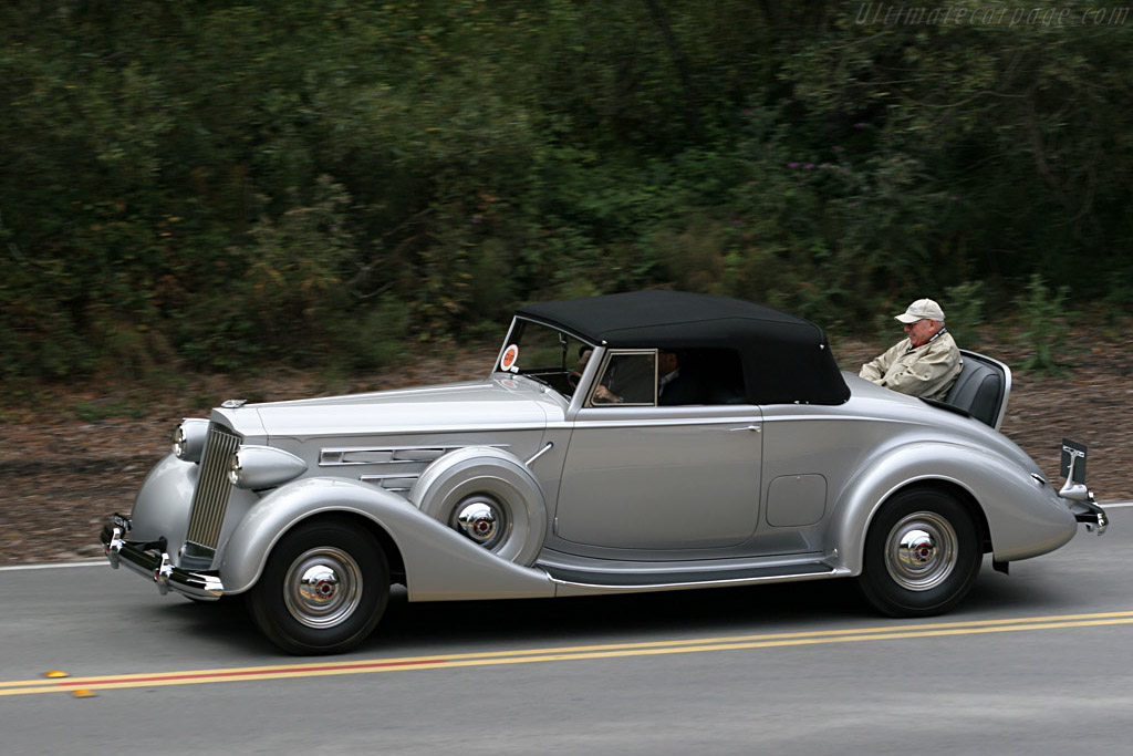 Packard 1507 Coupe Roadster    - 2007 Pebble Beach Concours d'Elegance