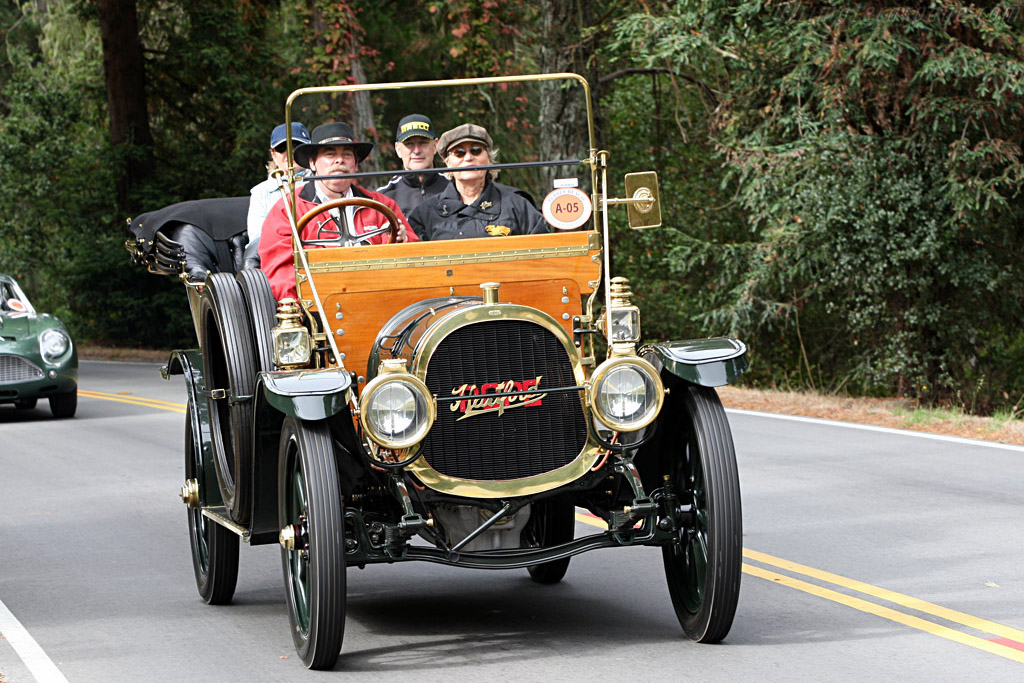 Pope Hartford Model T 5 Passenger Touring    - 2007 Pebble Beach Concours d'Elegance