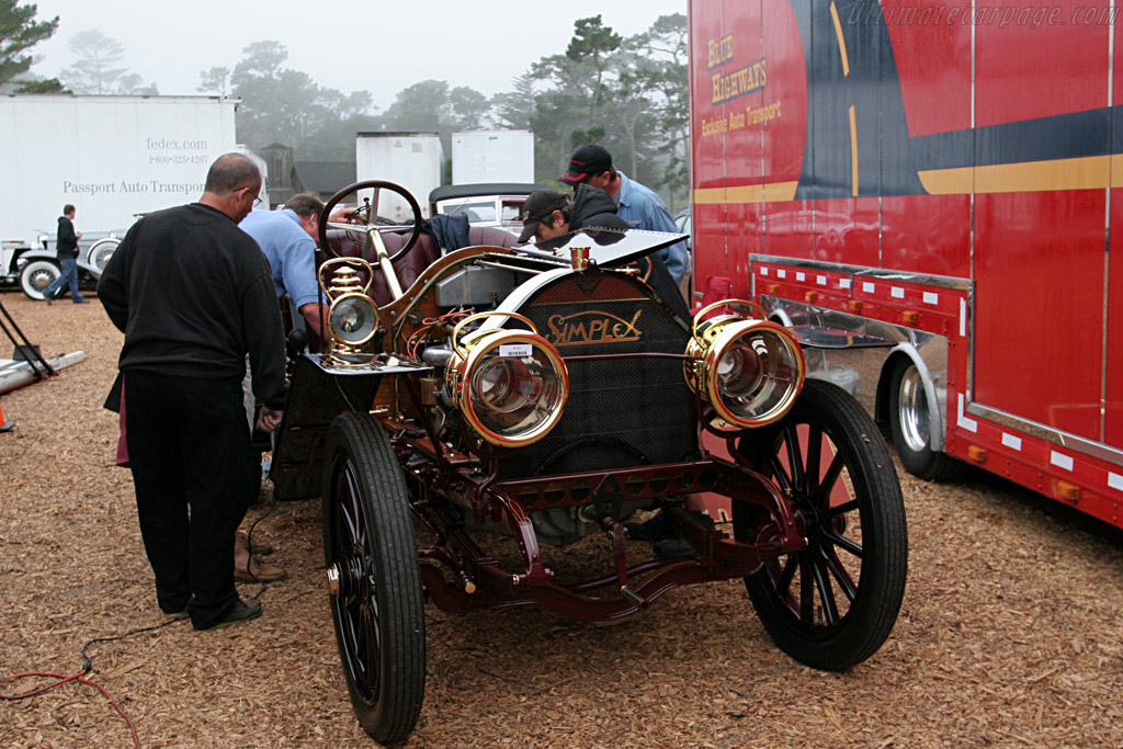 The Start: Behind the Scenes    - 2007 Pebble Beach Concours d'Elegance