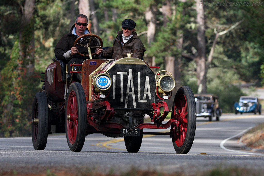 Itala 36/45 Peking to Paris    - 2008 Pebble Beach Concours d'Elegance