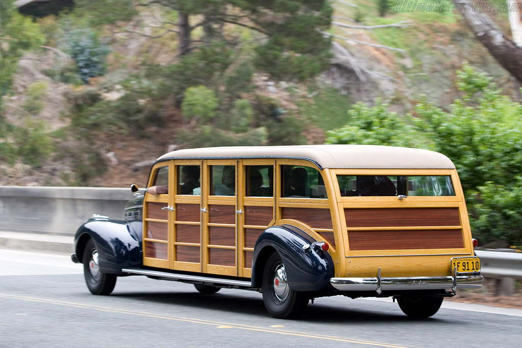 LaSalle Series 50 Meteor 8 Door Wagon    - 2008 Pebble Beach Concours d'Elegance