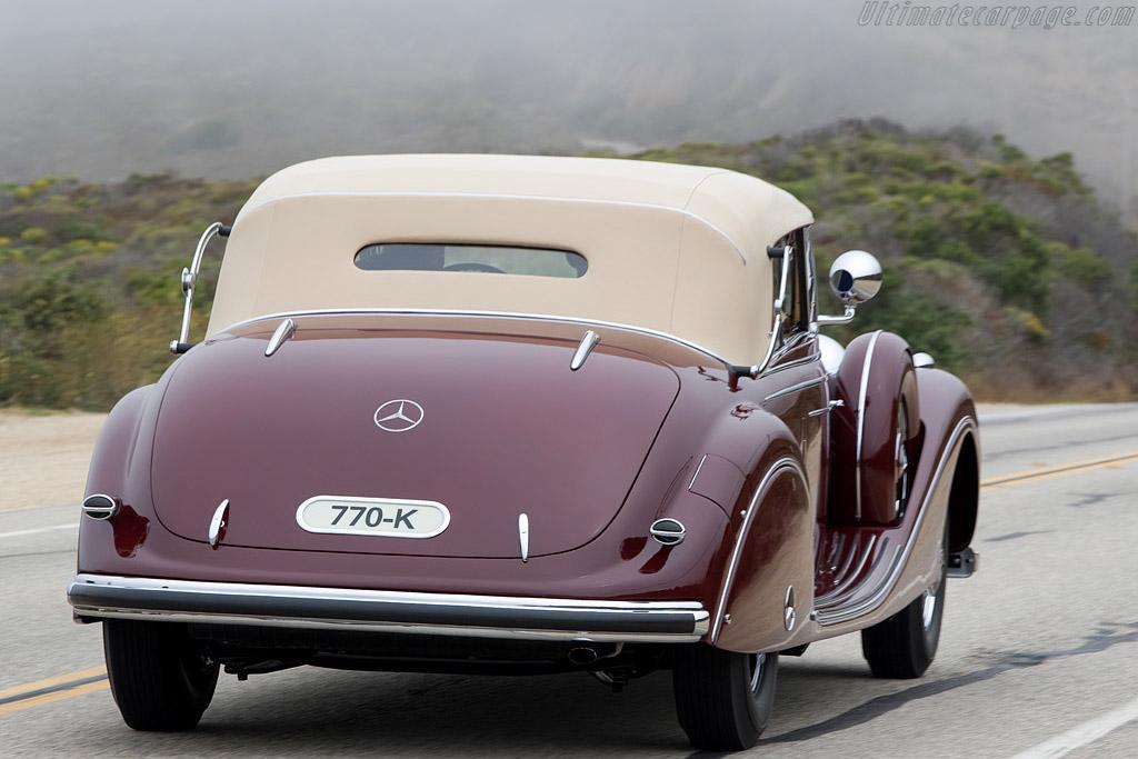 Mercedes Benz 770K Cabriolet B    - 2008 Pebble Beach Concours d'Elegance