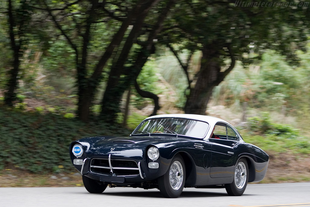 Pegaso Z102B Saoutchik Berlinetta - Chassis: 0102.150.0161   - 2008 Pebble Beach Concours d'Elegance