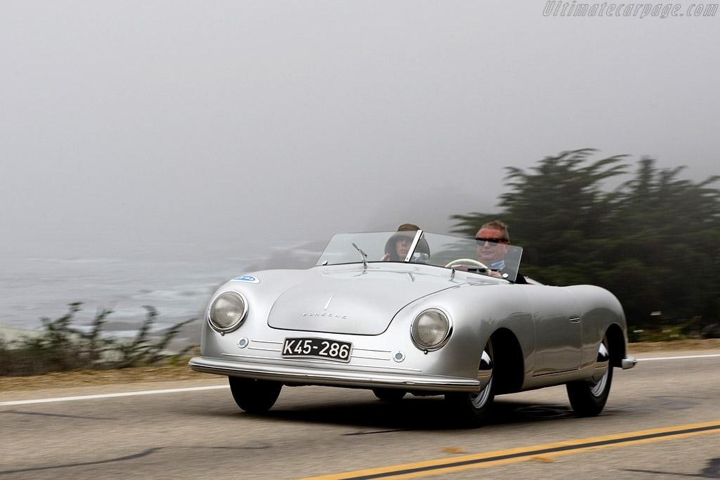 Porsche 356 Prototype    - 2008 Pebble Beach Concours d'Elegance