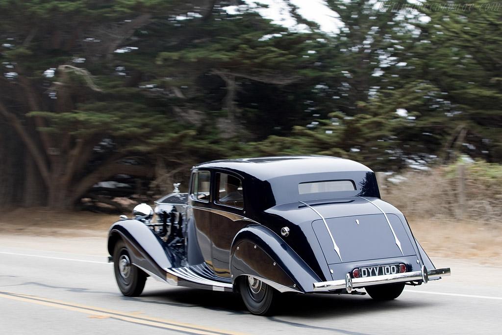 Rolls-Royce Phantom II    - 2008 Pebble Beach Concours d'Elegance
