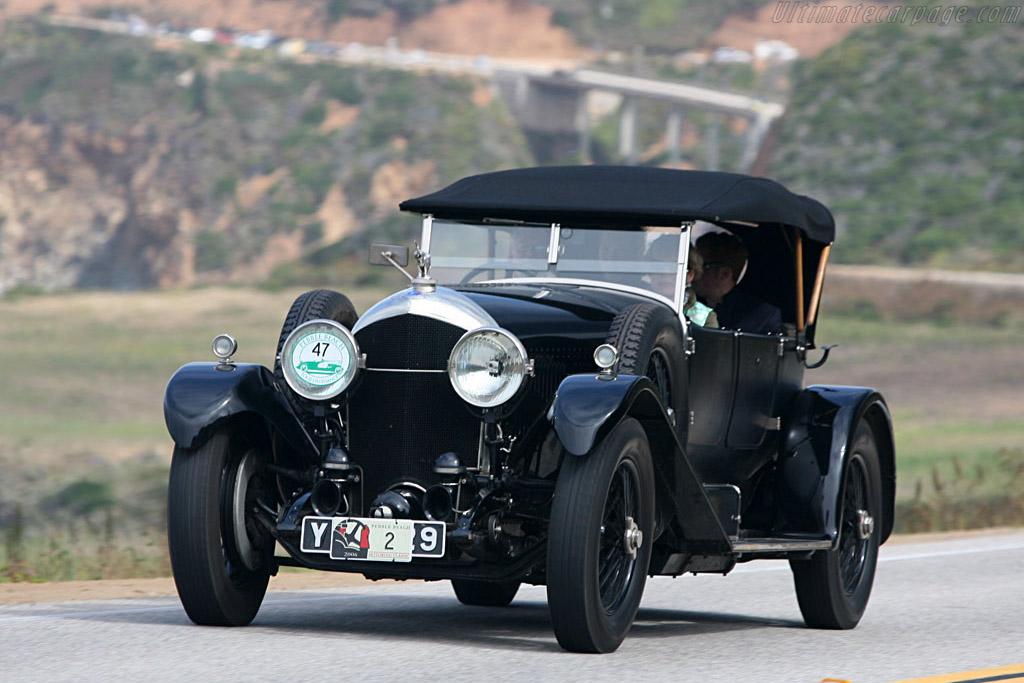 Bentley Speed 6 Hooper Tourer    - 2006 Pebble Beach Concours d'Elegance
