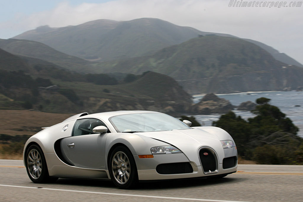 Bugatti 16.4 Veyron    - 2006 Pebble Beach Concours d'Elegance