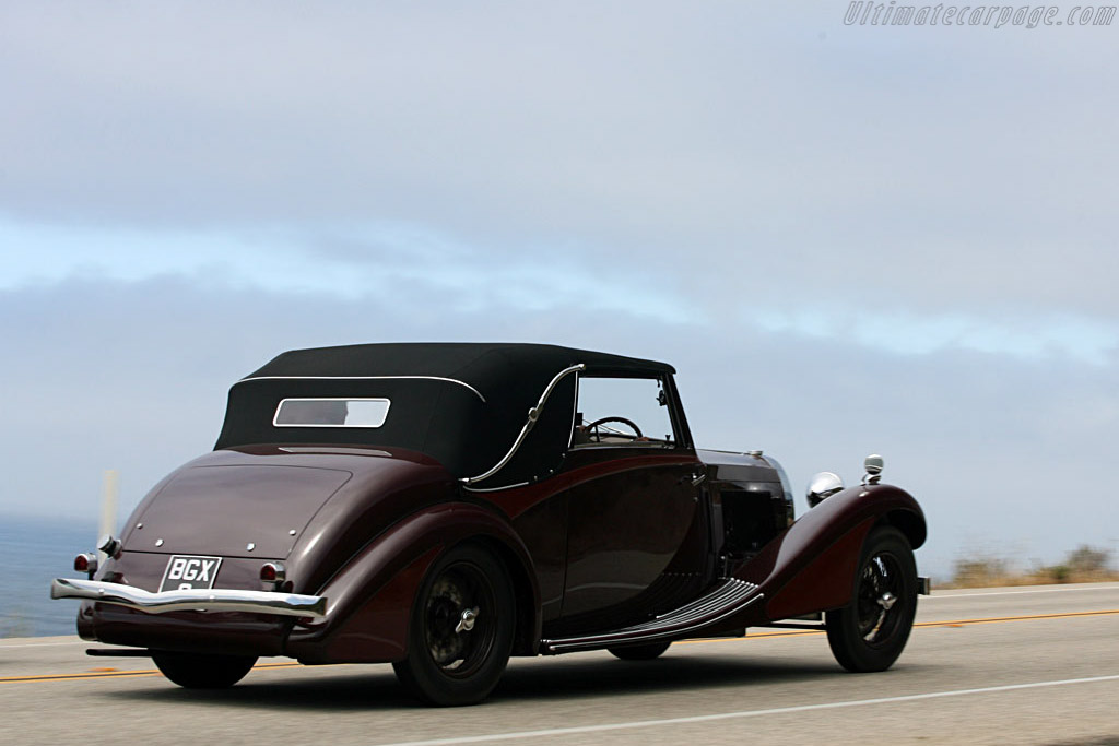 Bugatti Type 57 James Young Drophead Coupe    - 2006 Pebble Beach Concours d'Elegance