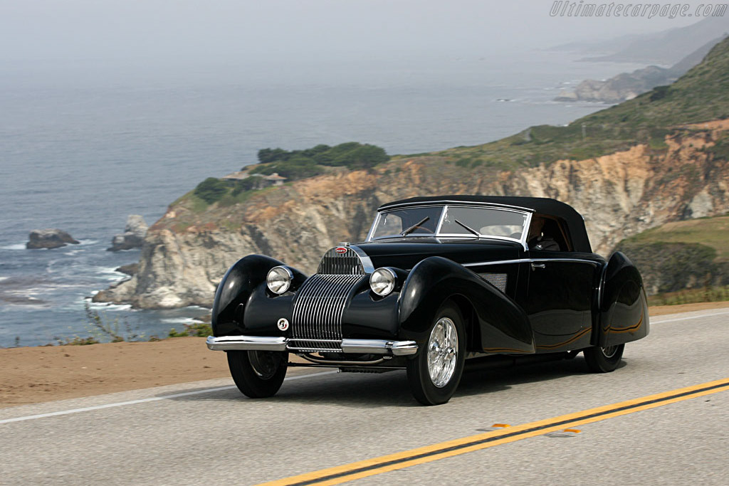 Bugatti Type 57C Voll & Ruhrbeck Cabriolet - Chassis: 57819   - 2006 Pebble Beach Concours d'Elegance