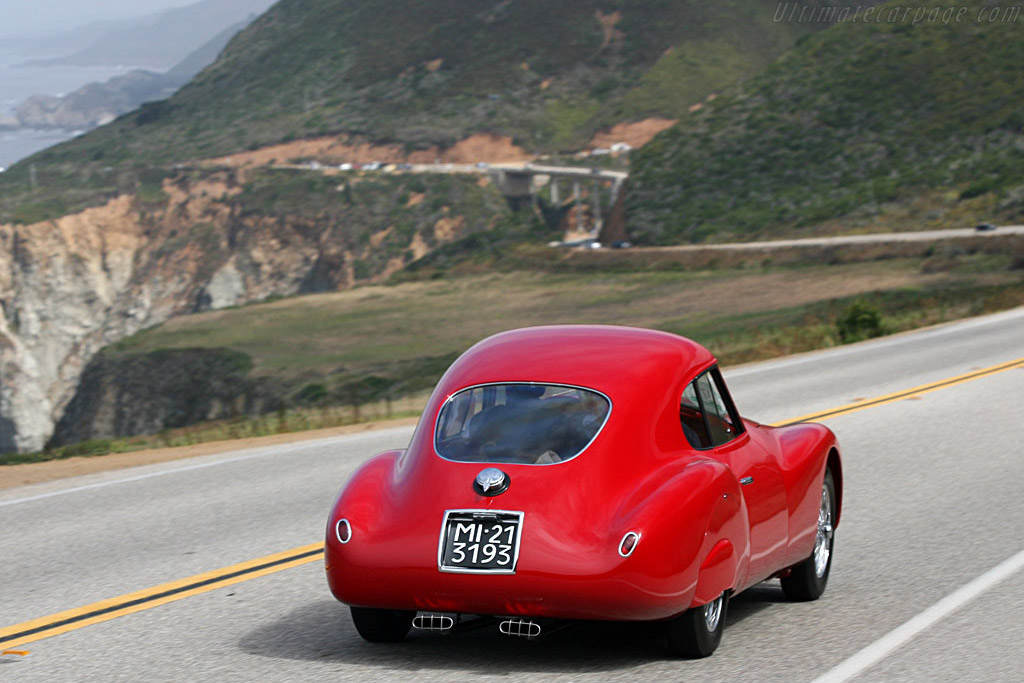 Fiat 8V Rapi Berlinetta - Chassis: 106*000032   - 2006 Pebble Beach Concours d'Elegance