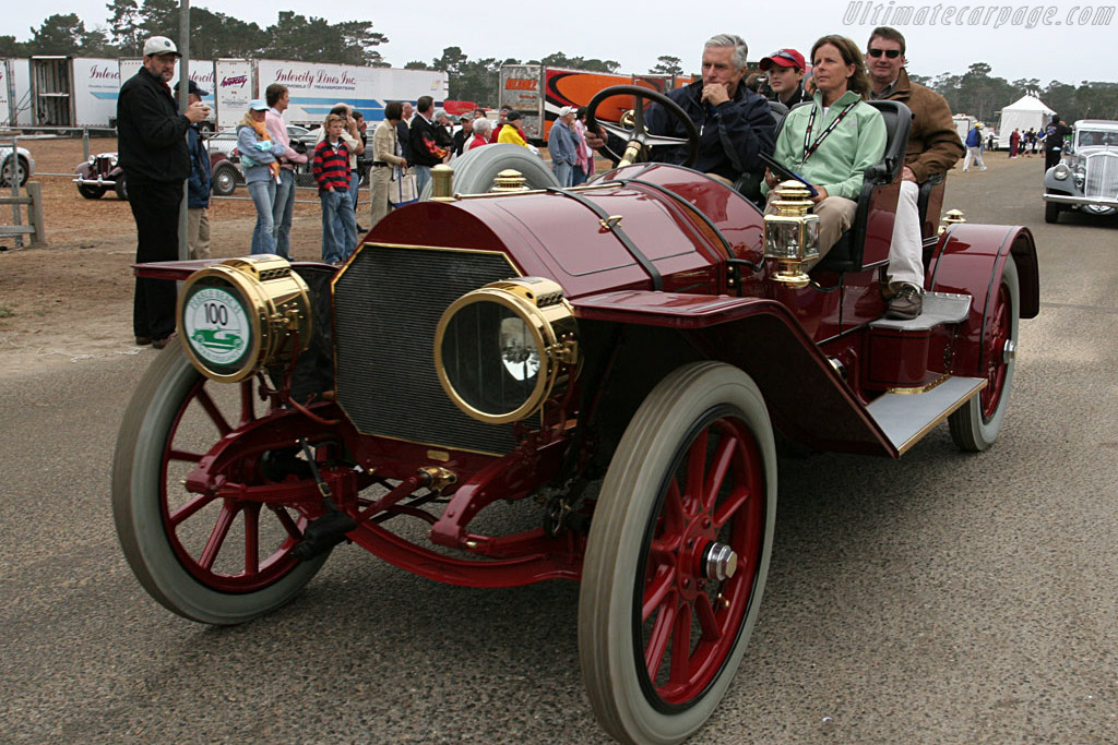 Fortunately it rarely rains here    - 2006 Pebble Beach Concours d'Elegance