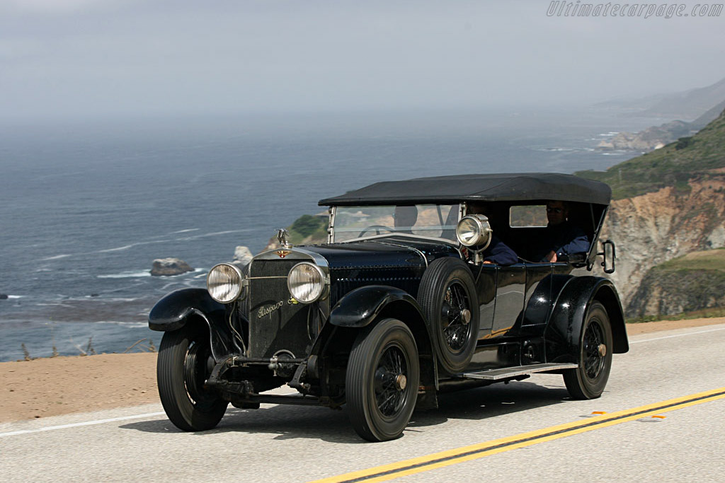 Hispano Suiza H6B Chavet Torpedo    - 2006 Pebble Beach Concours d'Elegance