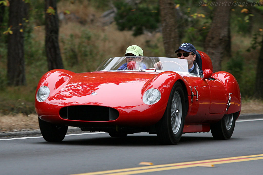 OSCA 372 FS Morelli Spider - Chassis: 1196 FS   - 2006 Pebble Beach Concours d'Elegance