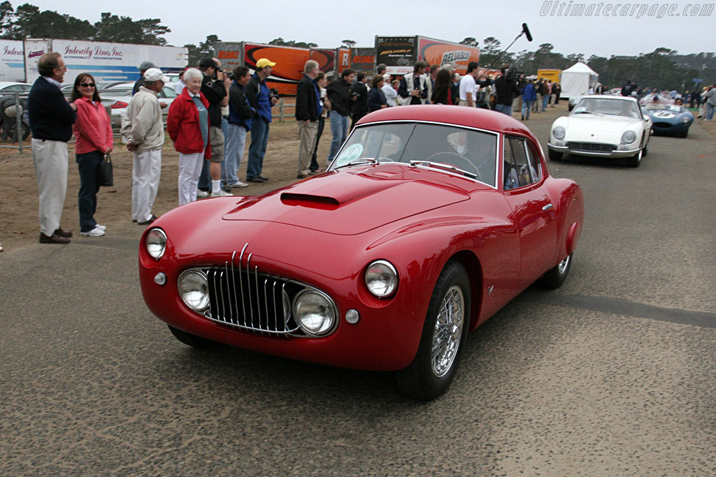 Off they go    - 2006 Pebble Beach Concours d'Elegance