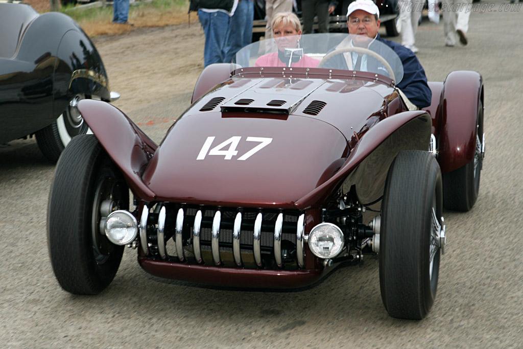 Original Del Monte Forest racer    - 2006 Pebble Beach Concours d'Elegance