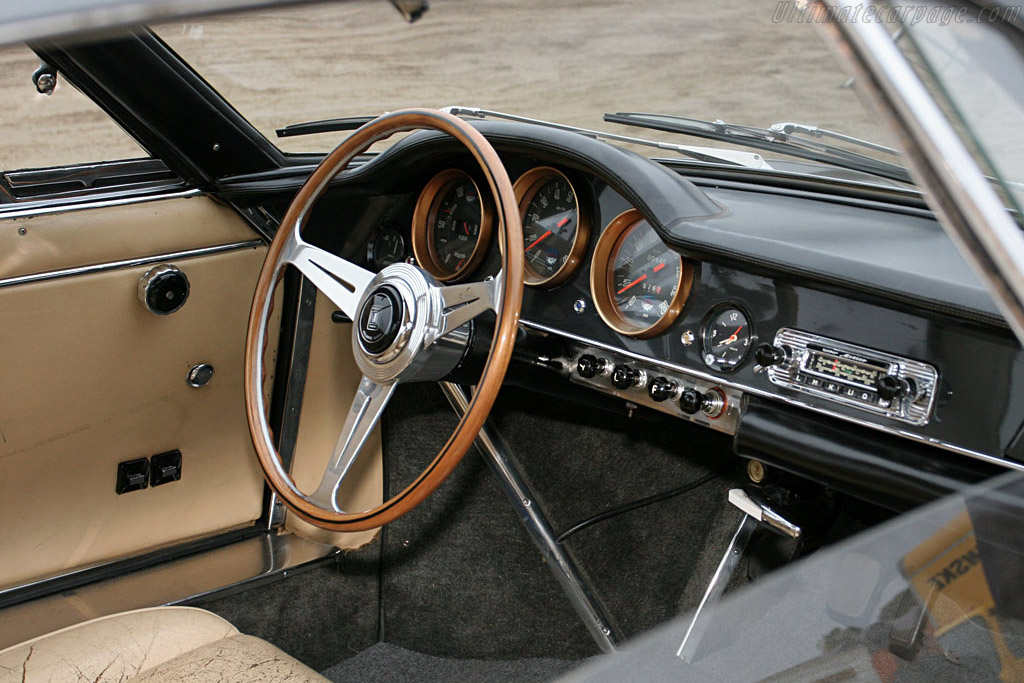 Rare and original: ATS 2500 GT    - 2006 Pebble Beach Concours d'Elegance