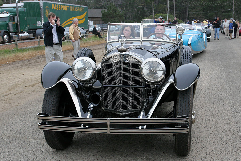 Ready to go    - 2006 Pebble Beach Concours d'Elegance