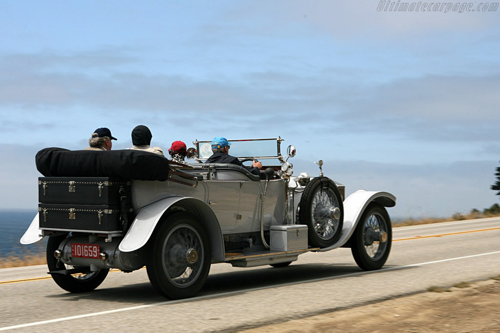Rolls-Royce Silver Ghost Barker Tourer    - 2006 Pebble Beach Concours d'Elegance