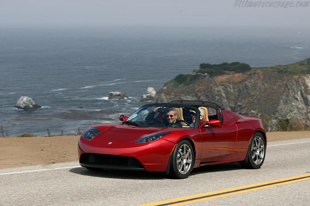 Tesla Roadster    - 2006 Pebble Beach Concours d'Elegance