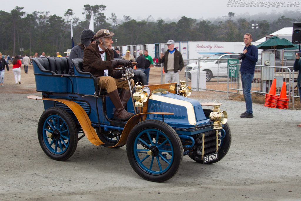 Delahaye Type OA Rear Entry Tonneau - Chassis: 857 - Entrant: The Suskin Collection - 2016 Pebble Beach Concours d'Elegance