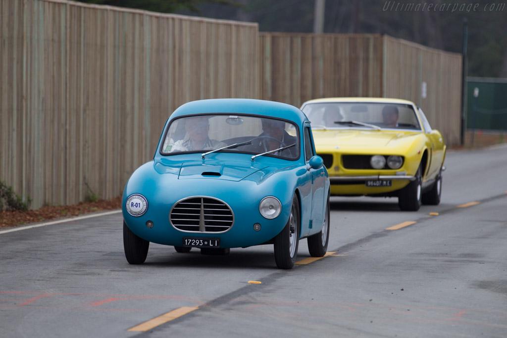 Fiat 500 Bizzarrini Ma...
