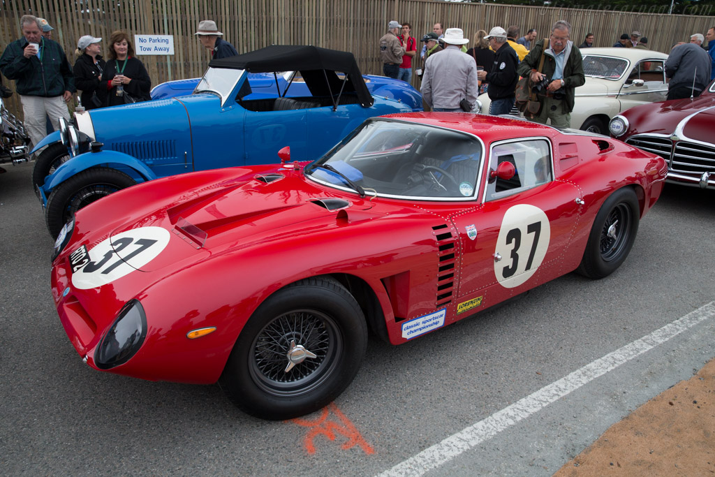 Iso Grifo A3C Drogo Berlinetta - Chassis: B 0207 - Entrant: Brian Classic  - 2016 Pebble Beach Concours d'Elegance