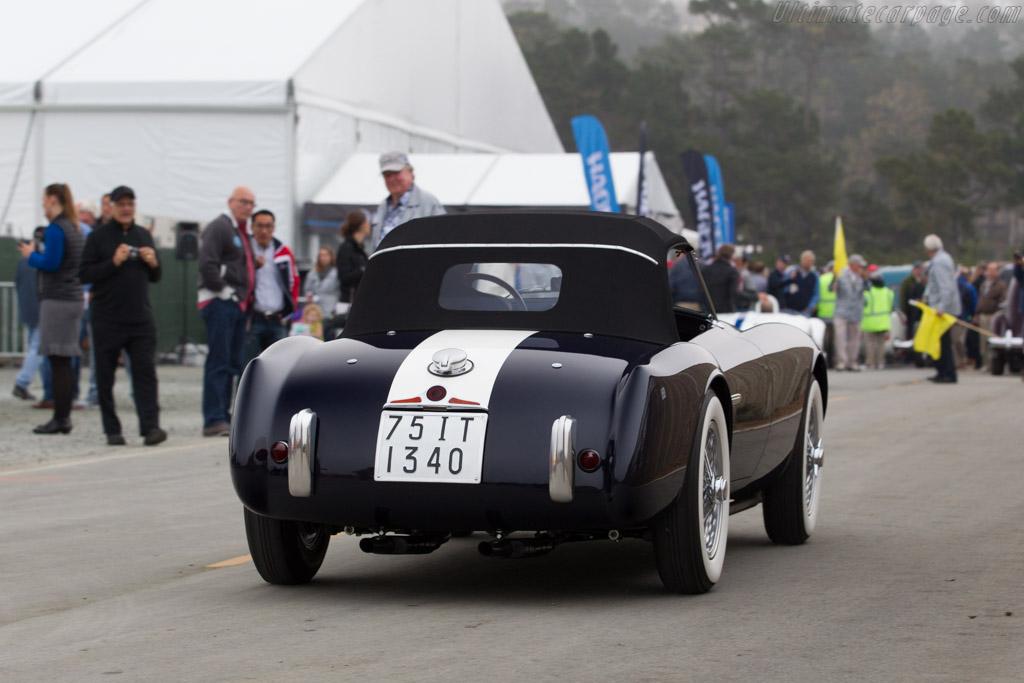 Siata 208S Motto Spyder - Chassis: BS532 - Entrant: Jan de Reu  - 2016 Pebble Beach Concours d'Elegance