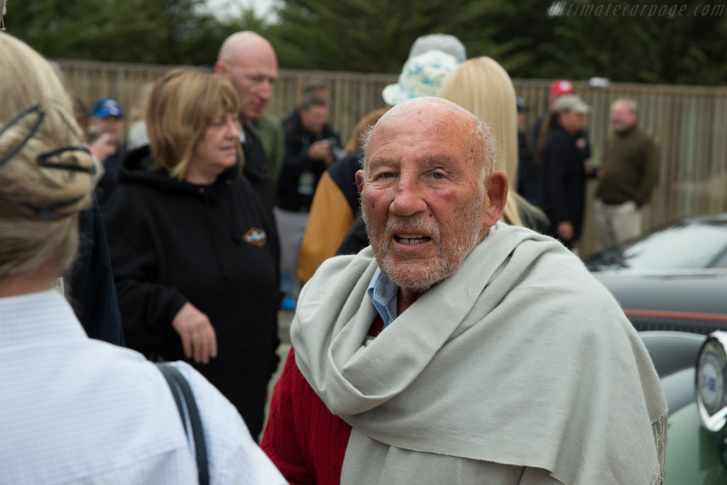 Sir Stirling Moss    - 2016 Pebble Beach Concours d'Elegance