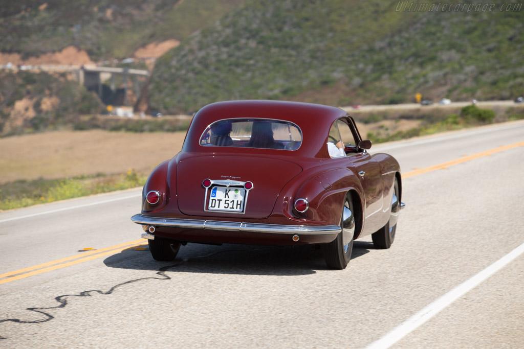Alfa Romeo 6C 2500 SS Villa d'Este Coupe - Chassis: 915900 - Entrant: Albert Streminsky  - 2017 Pebble Beach Concours d'Elegance