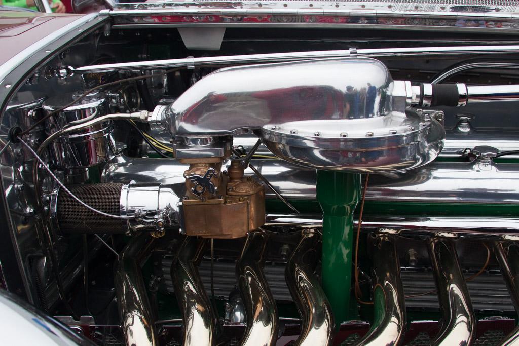 Duesenberg J Murphy Convertible Coupe - Chassis: J-345 - Entrant: Linda & Paul Gould  - 2017 Pebble Beach Concours d'Elegance