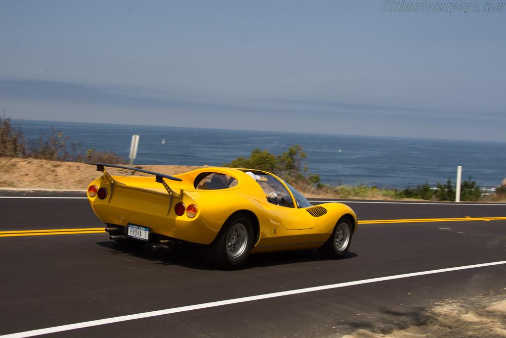 Ferrari 206 Dino Competizione - Chassis: 10523 - Entrant: MJJV Cars  - 2017 Pebble Beach Concours d'Elegance
