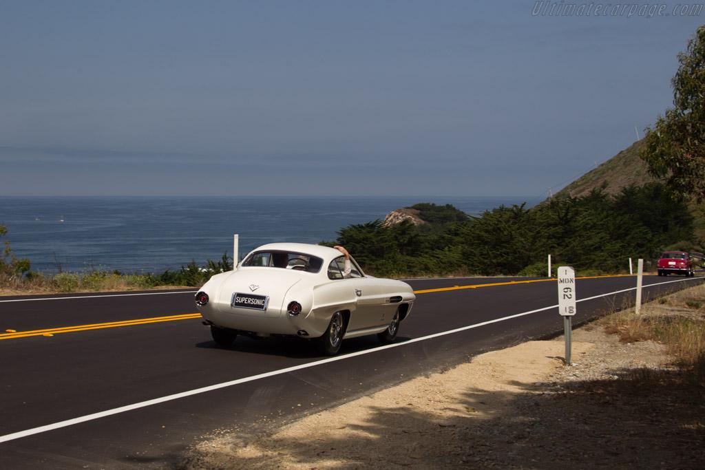 Fiat 8V Supersonic - Chassis: 106*000043 - Entrant: Jan de Reu  - 2017 Pebble Beach Concours d'Elegance