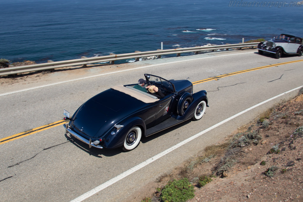 Lincoln Model K LeBaron Roadster  - Entrant: Marty Ellison  - 2017 Pebble Beach Concours d'Elegance