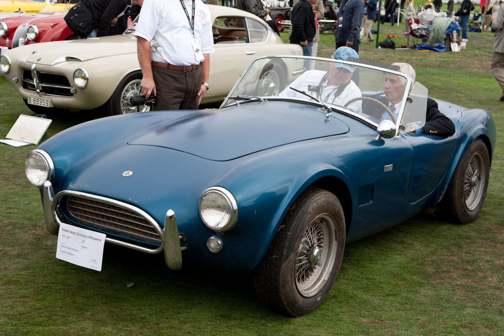 AC Shelby Cobra - Chassis: CSX2289   - 2010 Pebble Beach Concours d'Elegance