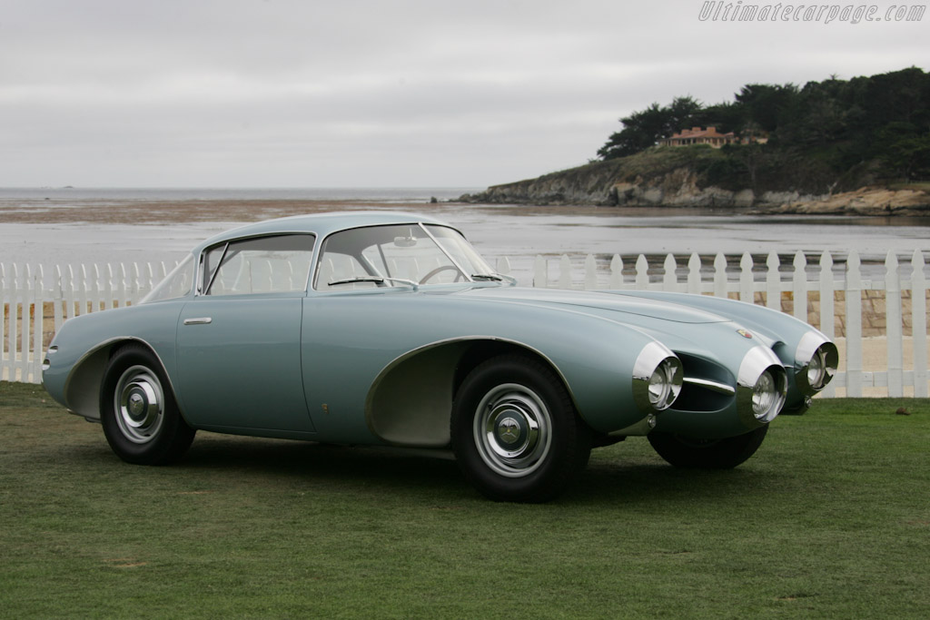 Abarth 1500 Bertone Biposto 'B.A.T. 1' Coupe - Chassis: 214/01   - 2010 Pebble Beach Concours d'Elegance