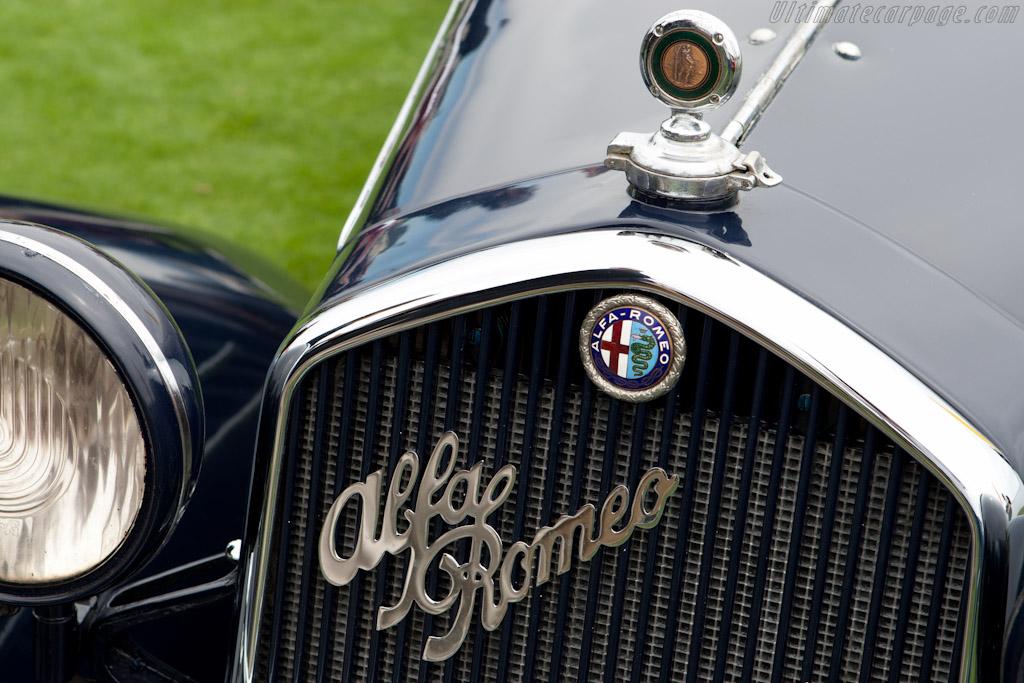 Alfa Romeo 8C 2300 Spider    - 2010 Pebble Beach Concours d'Elegance