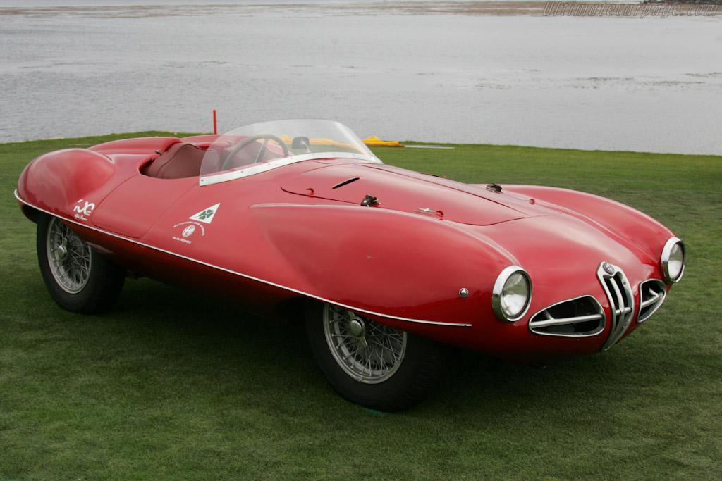 Alfa Romeo Disco Volante >> Alfa Romeo Disco Volante - 2010 Pebble Beach Concours d'Elegance