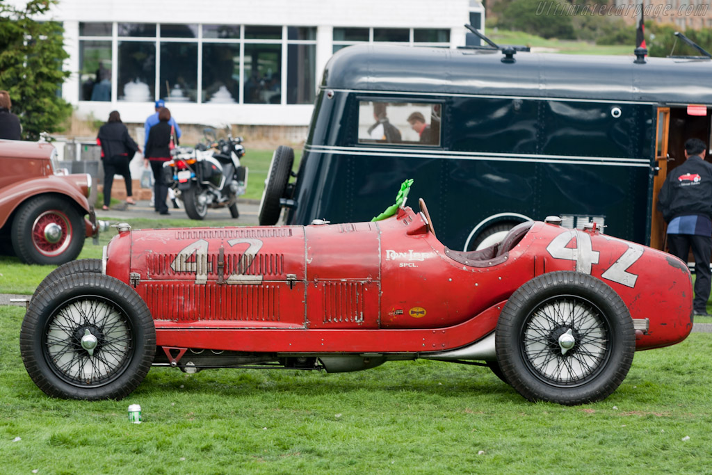 Alfa Romeo Tipo B P3 - Chassis: 50007   - 2010 Pebble Beach Concours d'Elegance