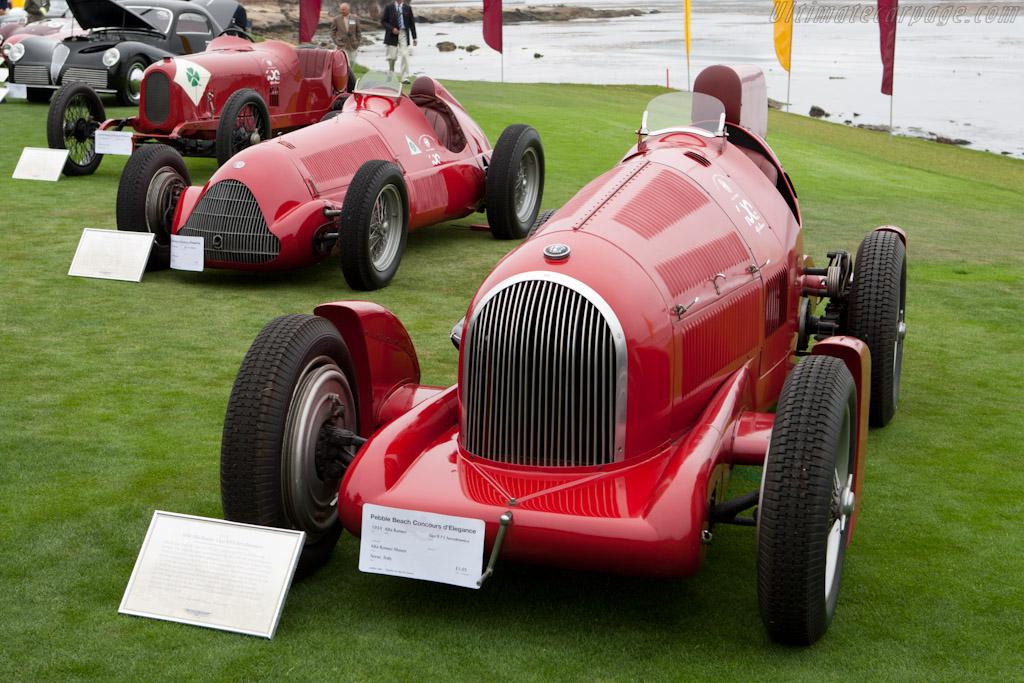Alfa Romeo Tipo B P3 Aerodinamica - Chassis: '5004'   - 2010 Pebble Beach Concours d'Elegance