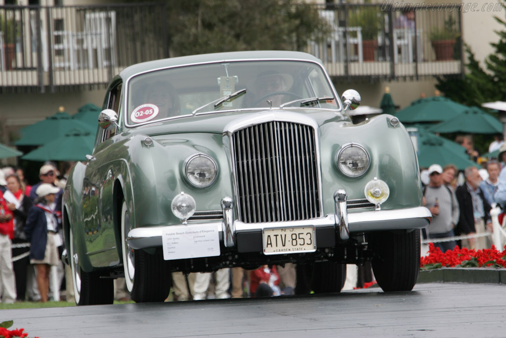 Bentley S-Continental    - 2010 Pebble Beach Concours d'Elegance