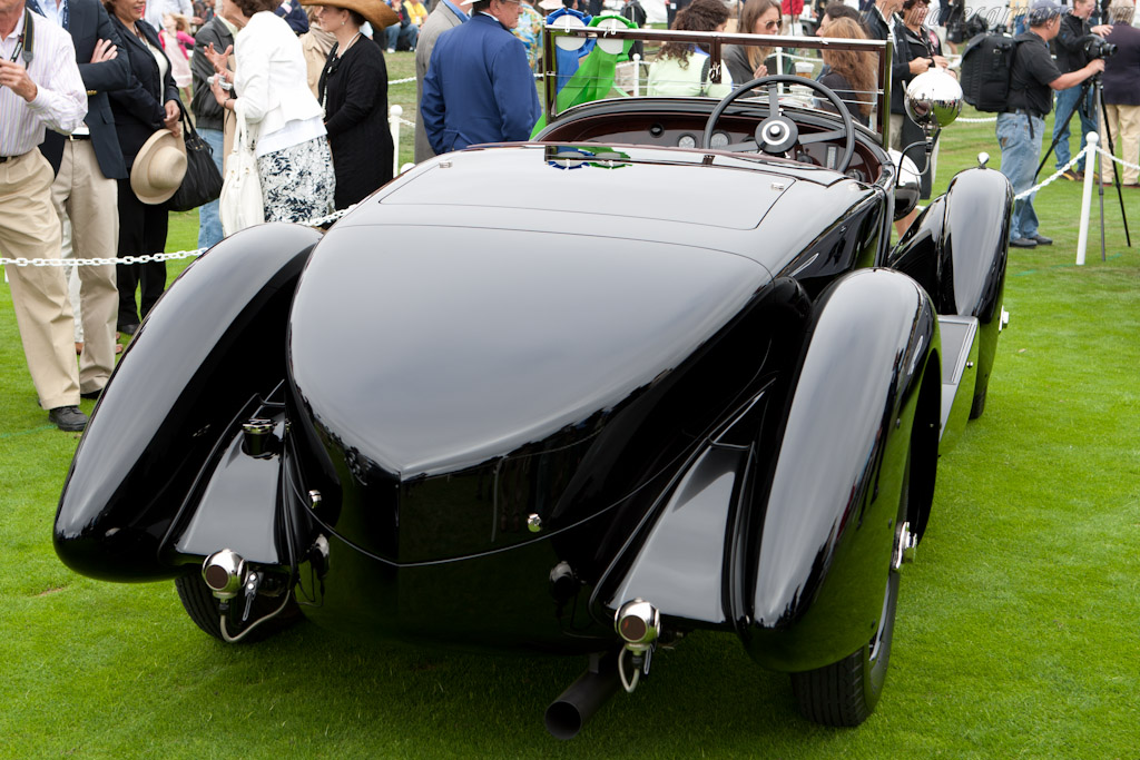 Bentley Speed Six Park Ward Open Two-Seater    - 2010 Pebble Beach Concours d'Elegance