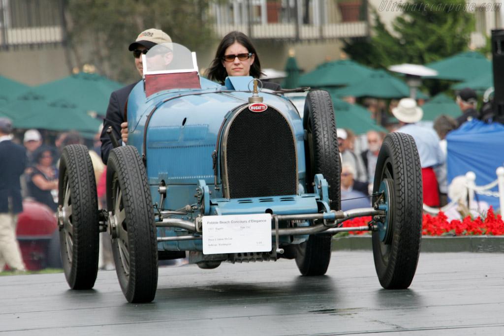 Bugatti Type 35C    - 2010 Pebble Beach Concours d'Elegance