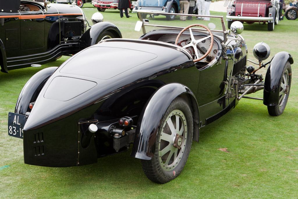 Bugatti Type 43 Pritchard & Demollin Roadster    - 2010 Pebble Beach Concours d'Elegance