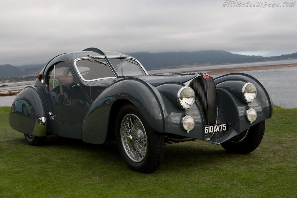 Bugatti Type 57 S Atlantic    - 2010 Pebble Beach Concours d'Elegance