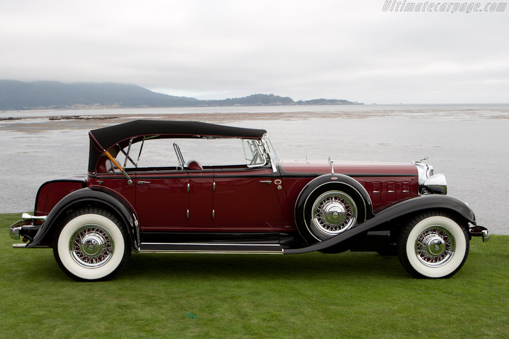 Chrysler Imperial Custom LeBaron Phaeton    - 2010 Pebble Beach Concours d'Elegance