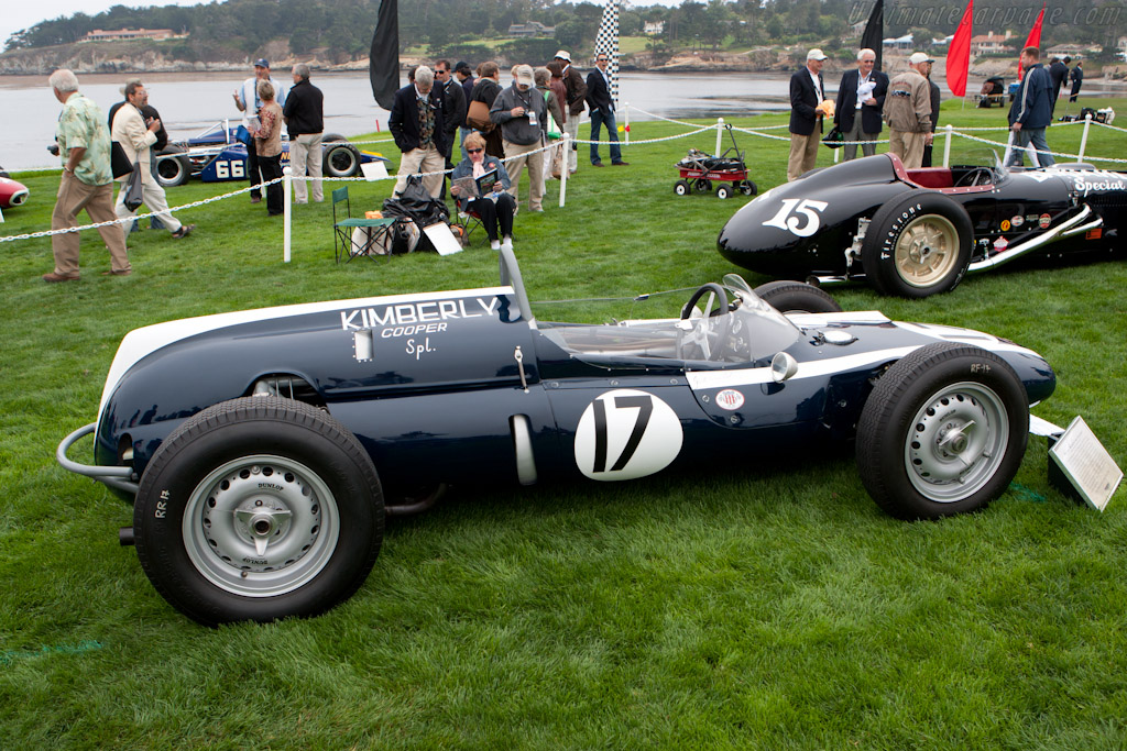 Cooper T54 Climax 'Kimberly Special' - Chassis: IS/61/01   - 2010 Pebble Beach Concours d'Elegance