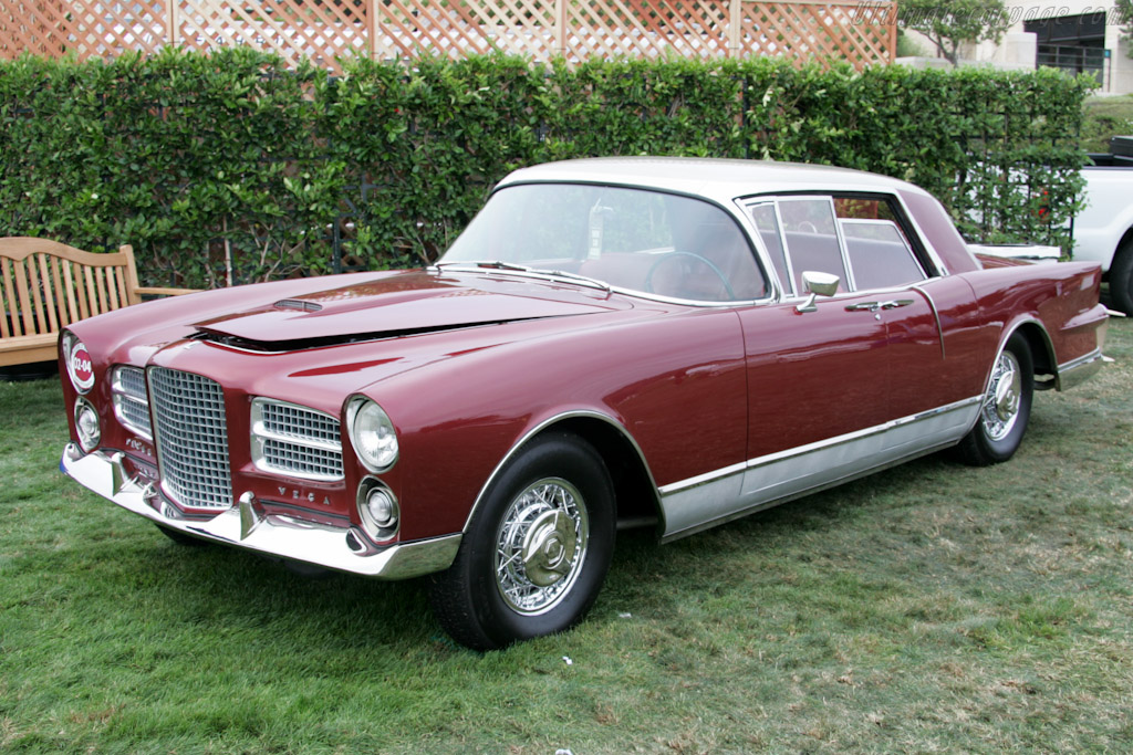Facel Vega Excellence    - 2010 Pebble Beach Concours d'Elegance