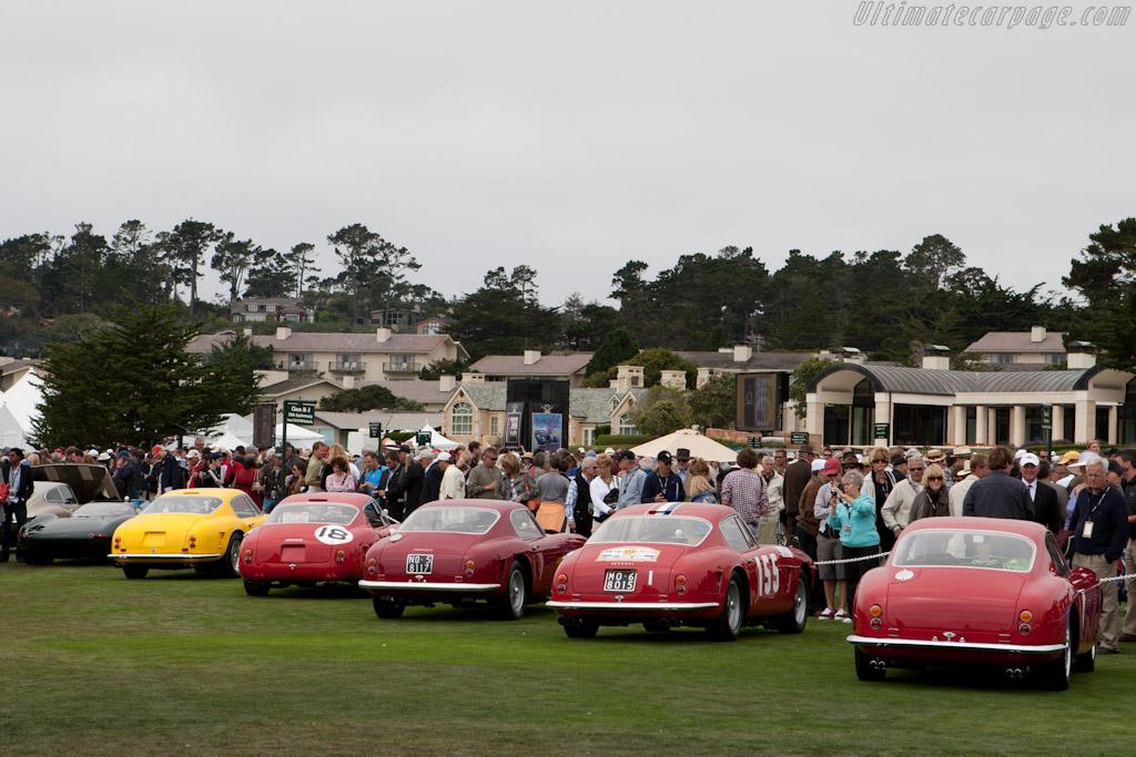 Ferrari 250 GT SWB - Chassis: 1539GT   - 2010 Pebble Beach Concours d'Elegance
